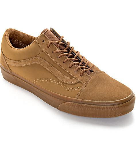 Vans Skool Classics Canvas Black Dope vans skool skate shoes at zumiez pdp