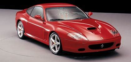 2003 ferrari 575m maranello engine, price & performance