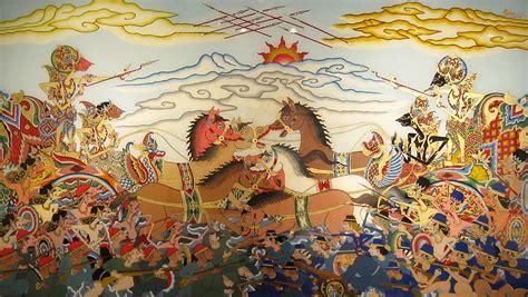 wallpaper animasi jawa 5 jenis wayang indonesia belindomag