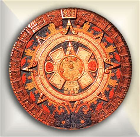 Datos Calendario Azteca Taller Horus Ficha Calendario Azteca