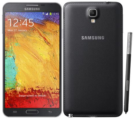 samsung mobile phone note 3 samsung galaxy note 3 neo n7500 16gb mobile phone black 1