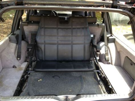 find used volvo 940 wagon 3rd row seating southern rust