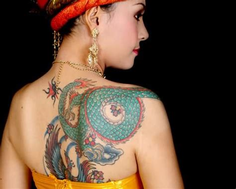 girl japanese tattoo designs 22 unique japanese tattoos designs