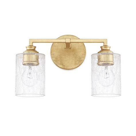 minka lavery wellington ave midnight gold one light bath