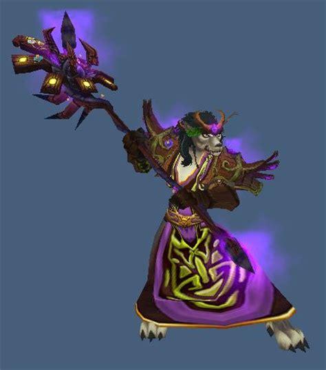 Tranmogrification Outfits for Druids ? Sunnier's Art of War