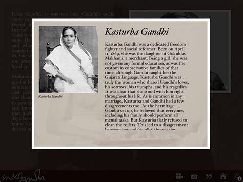 mahatma gandhi biography details mahatma gandhi interactive biography app for ipad
