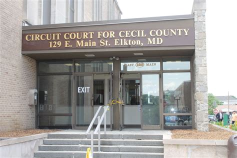 Cecil County Marriage Records Circuit Court Extends License Department Hours Local