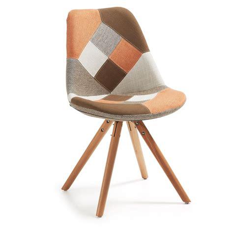 silla ralf patchwork naranja sillas sillas sillas