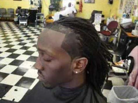 do dreads make your hairline recede how to cut sharp hairlines by alex campbell how to cut
