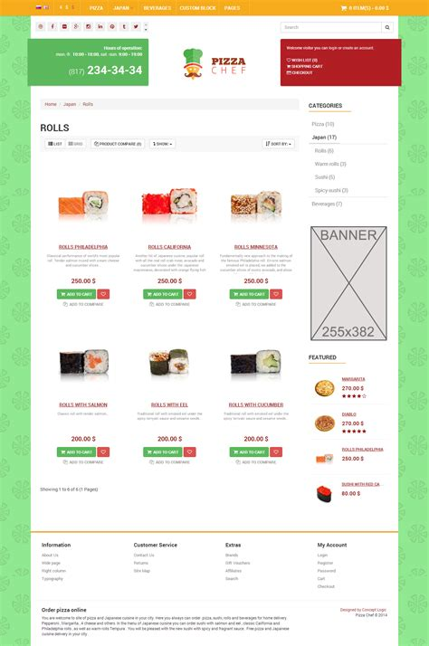 bootstrap themes shopping cart chef delivery e shop html bootstrap template by