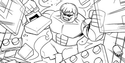Avengers 8 Coloring Page Activities Lego Com Coloring Lego Marvels