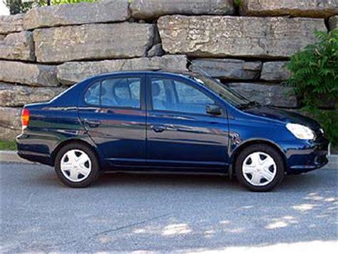 Toyota Echo 2003 Test Drive 2003 Toyota Echo Sedan Autos Ca