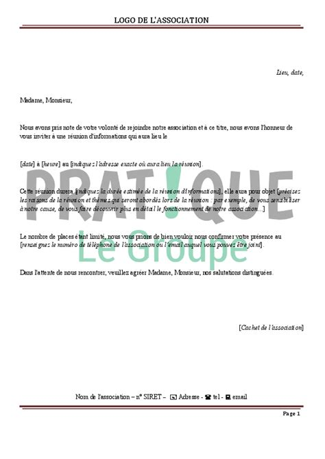 Exemple De Lettre D Invitation A Un Cocktail Exemple De Lettre Invitation Client