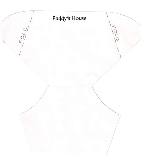 diy diaper invitation puddy s house