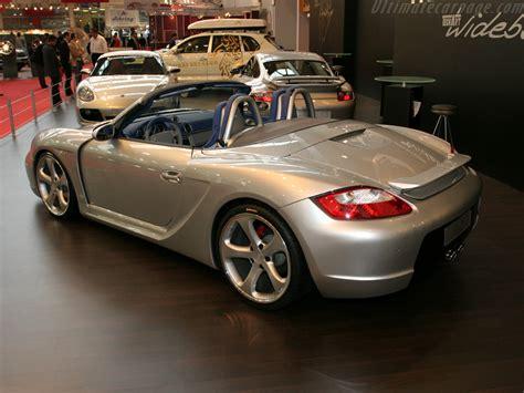 widebody porsche boxster porsche 996 turbo replica