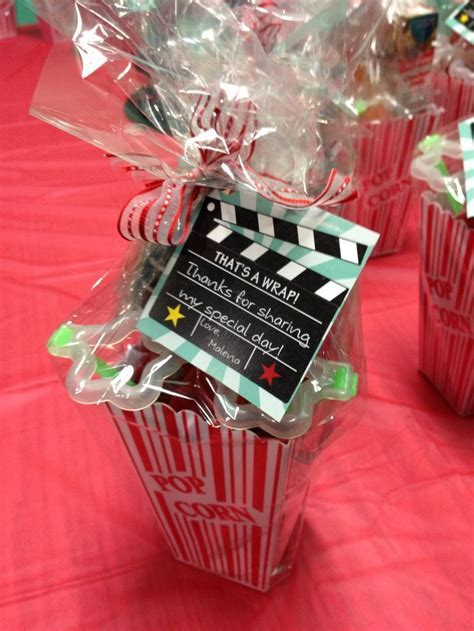 25  best ideas about Movie Party Favors on Pinterest