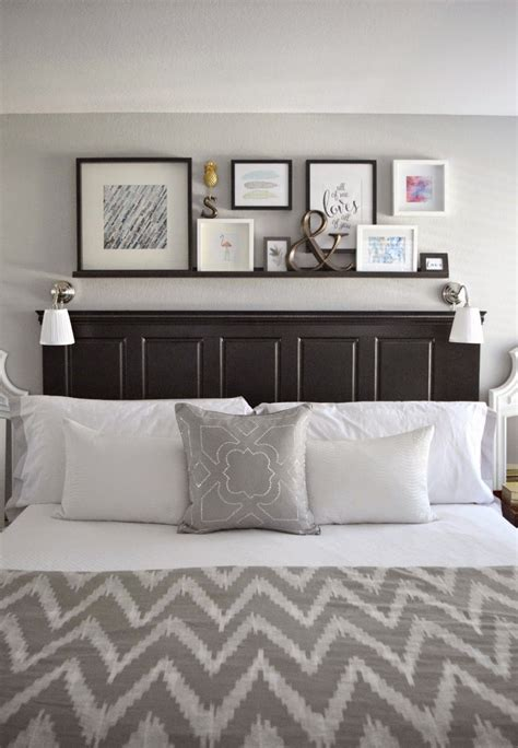 Bedroom Shelf Decor by 20 Decorating Tricks For Your Bedroom Bedrooms Master