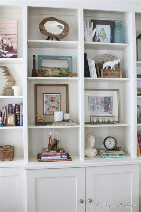 17 best ideas about bookshelf styling on pinterest 80 best diy home decor images on pinterest book shelves
