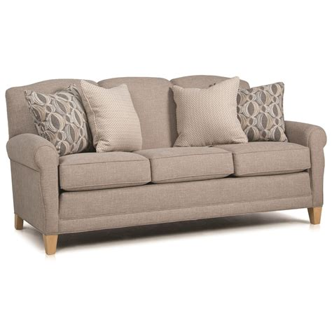 smith brothers sofa prices smith brothers 374 stationary sofa with rolled arms sheely s furniture appliance sofas