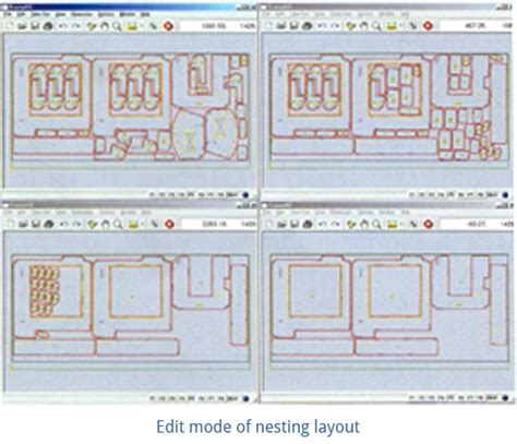 lfs layout editing mode cad cam system for sheet metal meiban engg