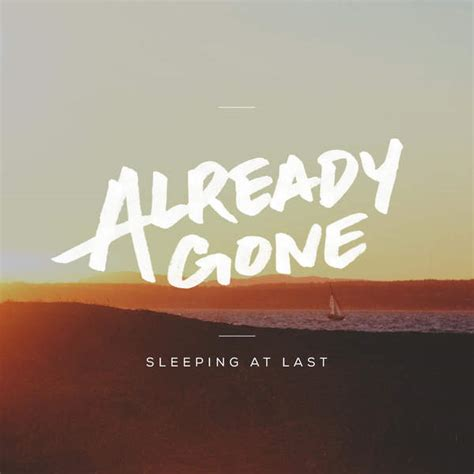 At Last by Sleeping At Last Already Single Itunes Plus Aac