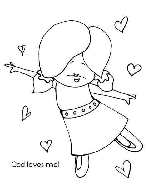 God Made Me Special Coloring Pages Az Coloring Pages God Made Me Special Coloring Pages