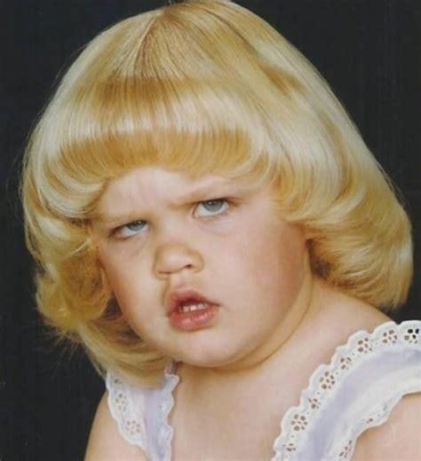 coupe de cheveux enfant cheveux fins blonds
