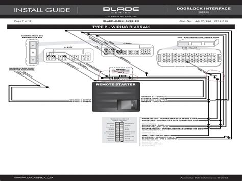 compustar remote start wiring diagram excalibur inside