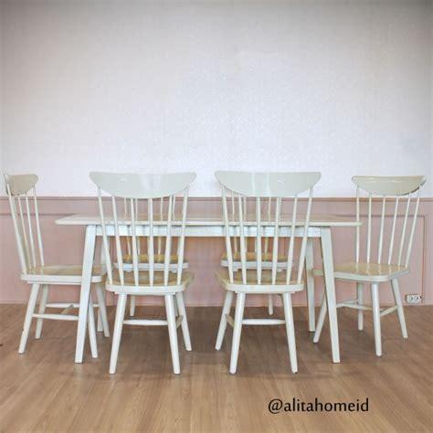 Kursi Makan Shabby Chic Kursi Tamu Nakas Dipan Meja Tamulemari set kursi makan noor chair 2 183 alita home