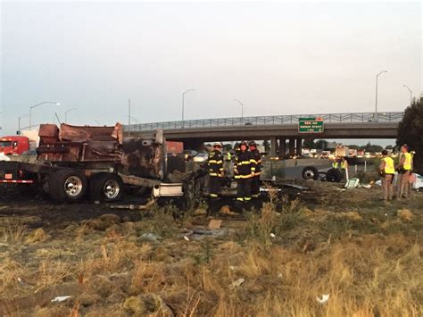 driver dies in fiery tanker truck crash on i 880 in san leandro san francisco chronicle