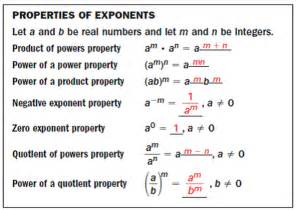 Properties of exponents mr casolo s shs math website