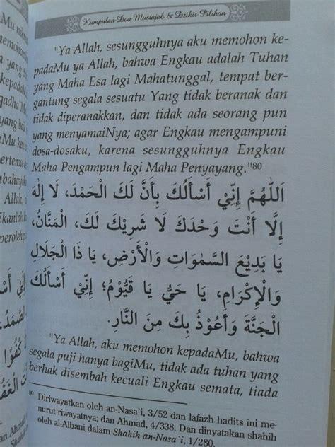 Diskon Kumpulan Doa Mustajab Dan Dzikir Pilihan Hisnul Muslim buku saku hisnul muslim kumpulan doa mustajab dzikir pilihan