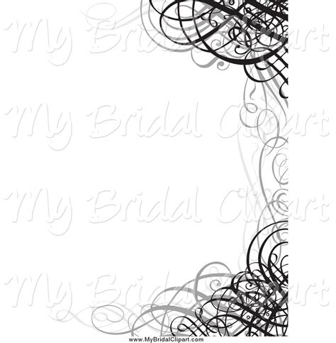 Wedding Clipart Black And White Border by Wedding Clip Black And White Border Clipart Panda
