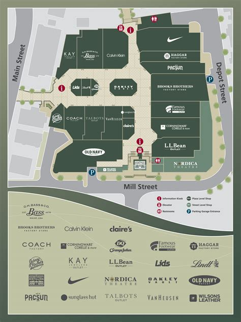 layout of maine mall maine mall map world map 07