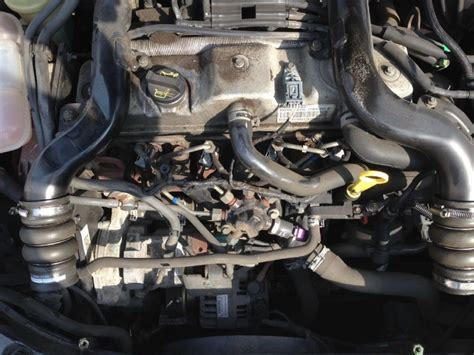 Ford Transit Connect Engine by Ford Transit Connect Focus 1 8 Tdci Engine 02 06