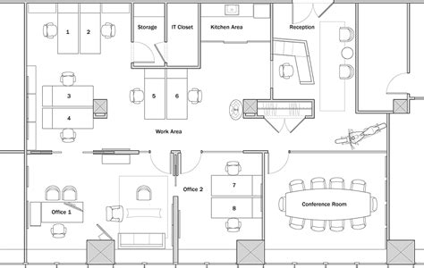 area of a floor plan office floor plans reception and rdaveoffice
