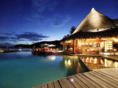 bora bora best resort 15 best resorts in bora bora the tourist