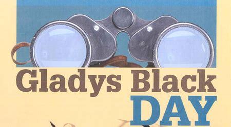 gladys black day raptor rehabilitation education and