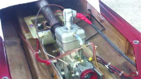 Where Can I Buy A Gas Its Working 35cc Gas Engine Rc Boat