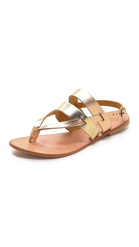 joie positano sandal shop joie a la plage positano metallic sandals in platinum