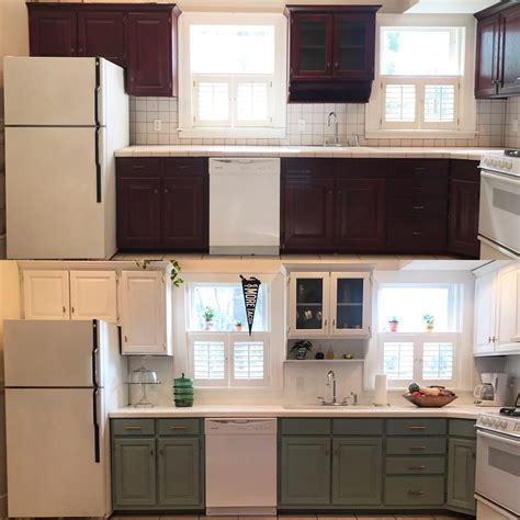 how to update your kitchen cabinets how to update your kitchen cabinets using chalk paint