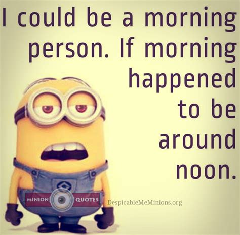 Morning Quotes Funny Short