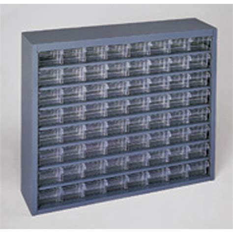64 drawer plastic storage cabinet plastic drawer cabinet 64 comp arrow industrial supply