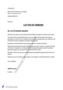legal letter demand for payment 1