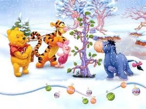 christmas images winnie pooh christmas wallpaper