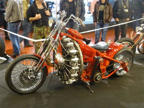 Motorradmesse Bad Salzuflen 2017 by Custombike Messe Bad Salzuflen