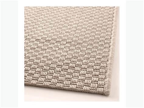 Ikea Morum Rug Flatwoven Beige Indoor Outdoor Beige Oak Indoor Outdoor Rugs Ikea