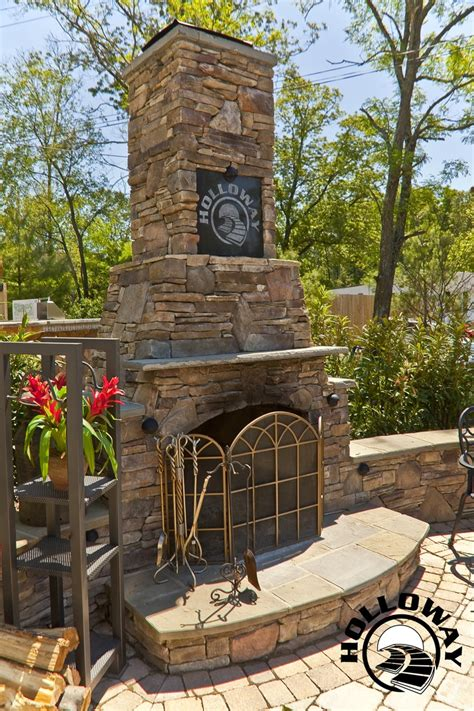 outdoor fireplace 72 quot custom masonry fireplace with chimney extension fireplace features
