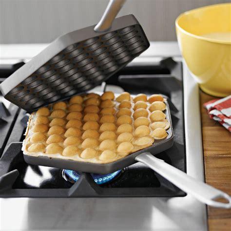 Cetakan Egg Waffle Egg Waffle Pan nordic ware egg waffle pan the green
