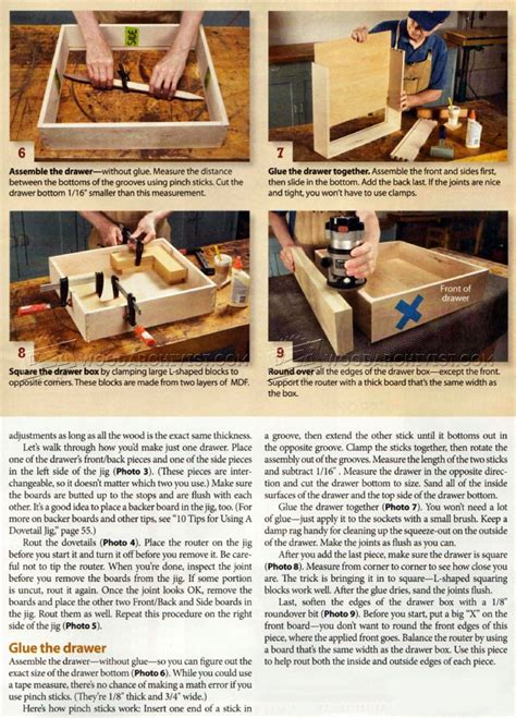 how to build cabinet drawer boxes build cabinet drawer boxes woodarchivist